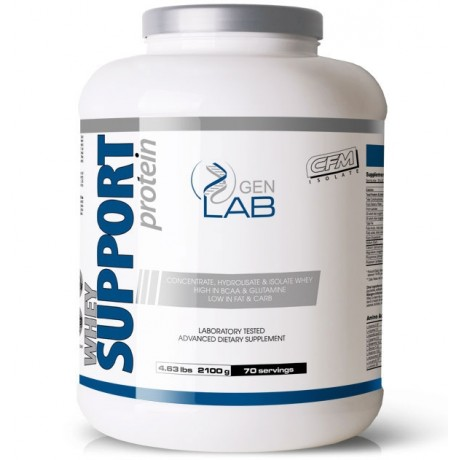 GEN LAB Whey Protein Support 900g - suplement diety.
