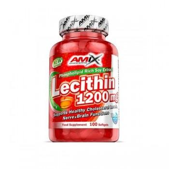 Amix - Lecithin 1200mg 100...