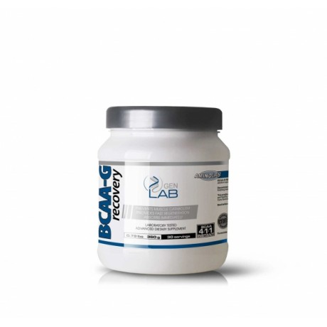 Gen Lab BCAA - G Recovery 360 g - suplement diety.