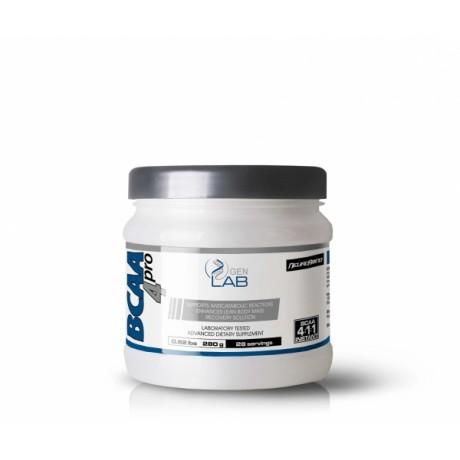 Gen Lab BCAA 4 PRO 280 g - suplement diety.