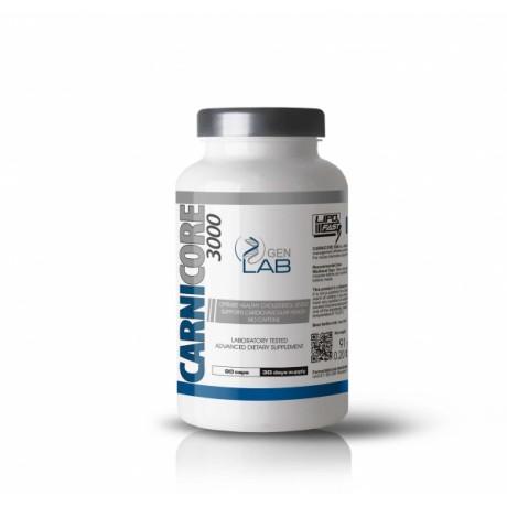 Gen Lab Carnicore 3000 90 kapsułek - suplement diety