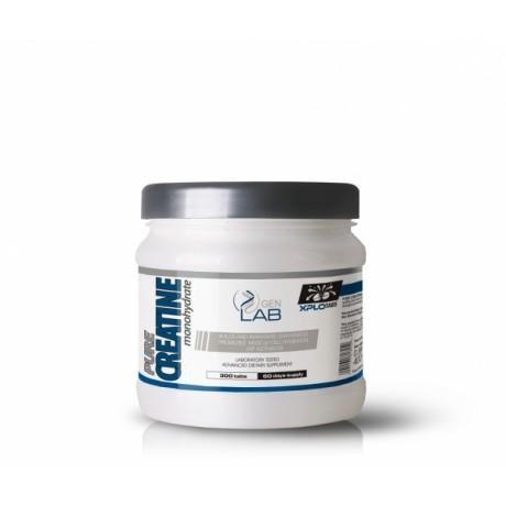 Gen Lab Pure Creatine Monohydrate 300 tab. - Suplement diety.