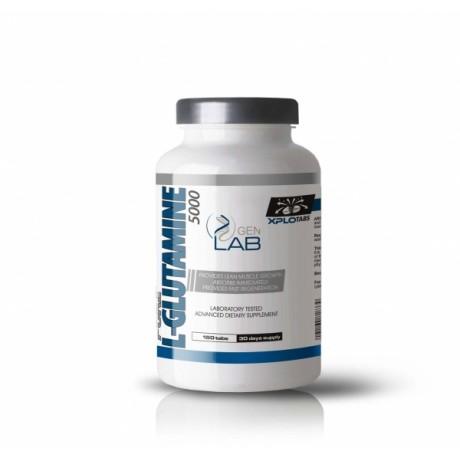 Gen Lab Pure L-Glutamine 5000 150 tabletek - suplement diety.