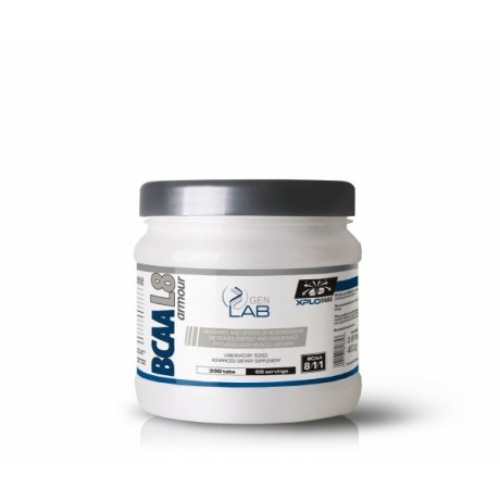 Gen Lab BCAA L8 Armour 330 tabletek - suplement diety.