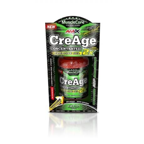Amix Advance Nutrition Crea Age 120 cap - suplement diety