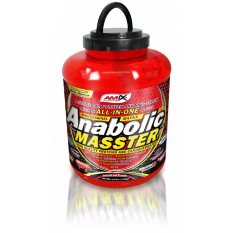 Amix Anabolic Masster 2200 g - suplement diety