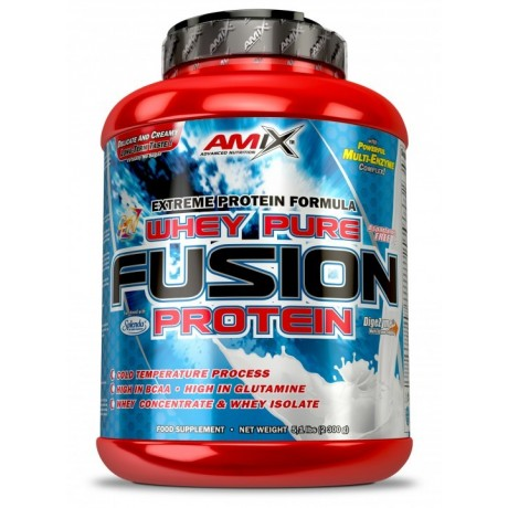 Amix Whey Pure Fusion 1000 g - Suplement diety