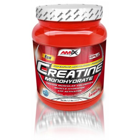Amix Creatine Monohydrate 500 g - suplement diety.