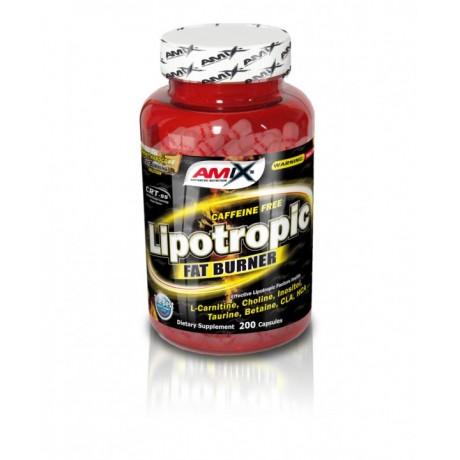 Amix Lipotropic 100 cap. - sulement diety