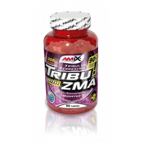 Amix Tribu ZMA 90 cap. - suplement diety