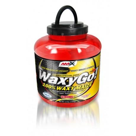 Amix Waxy Go 2000 g - suplement diety
