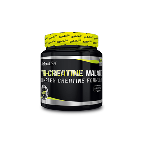 BioTech USA Tri Creatine Malate 300 g - suplement diety