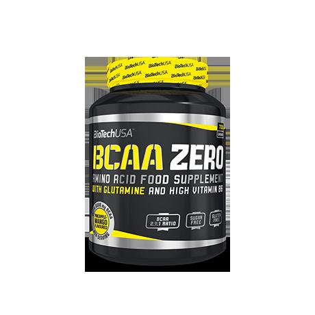 BioTech USA BCAA Zero 700 g - suplement diety