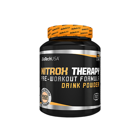 BioTech USA Nitrox Therapy 340 g - suplement diety