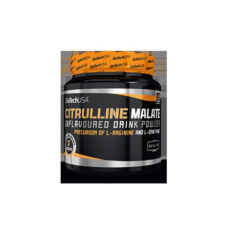 BioTech USA Citrulline Malate Powder 300 g - suplement diety
