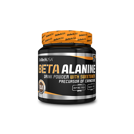 BioTech USA Beta Alanine Powder Cola 300 g - suplement diety