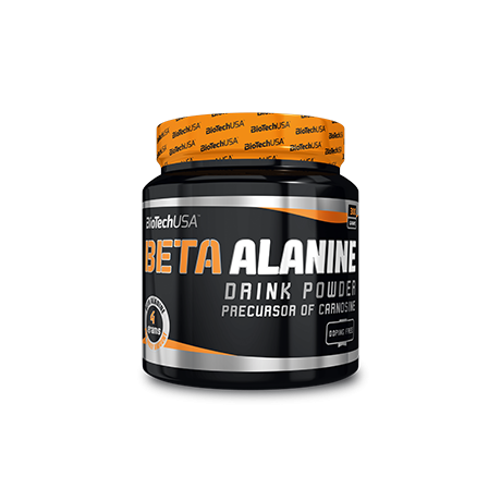 BioTech USA Beta Alanine Powder 300 g - suplement diety