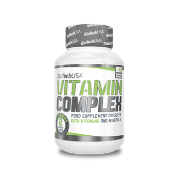 BioTech USA Vitamin Complex...