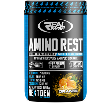 Real Pharm Amino Rest 500 g...