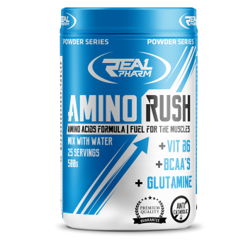 Real Pharm Amino Rush 500 g...