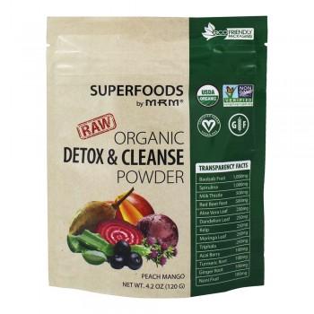 MRM Organic Detox & Cleanse...