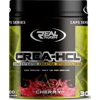 Real Pharm Crea HCL 250 g -...