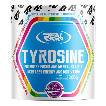 Real Pharm Tyrosine 200 g -...