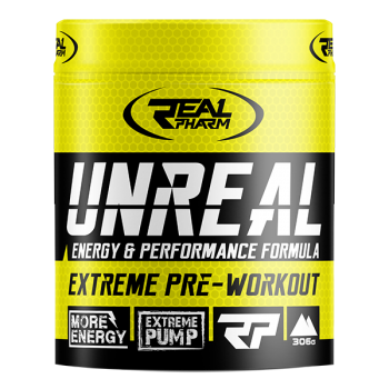 Real Pharm Unreal 306 g -...