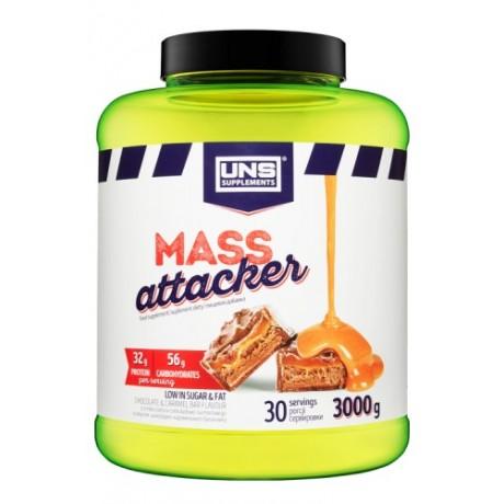 UNS Supplements - Mass Attacker 3000 g - Suplement diety.