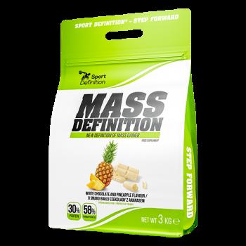 Sport Definition Mass...