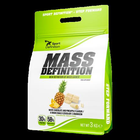 Sport Definition Mass Definition 3 kg - Suplement diety