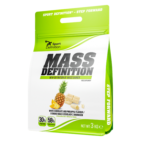 Sport Definition Mass Definition 7 kg - Suplement diety
