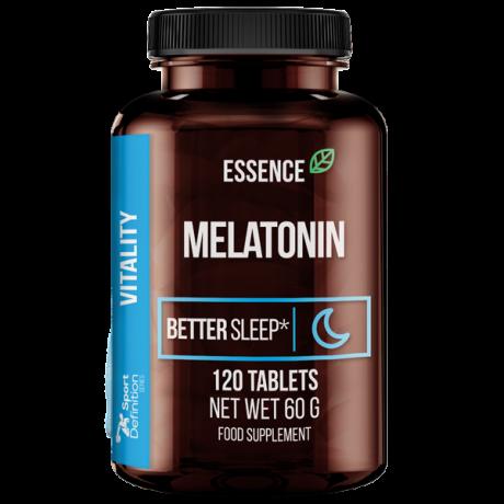 Sport Definition Essence Melatonina 120 tab - Suplement diety