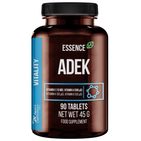 Sport Definition Essence - ADEK 90 tab. - Suplement diety