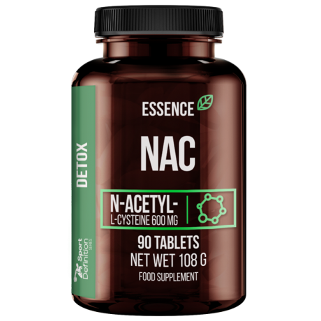 Sport Definition Essence NAC 90 tab - Suplement diety