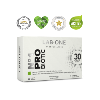 Lab One N°1 ProBiotic 30...