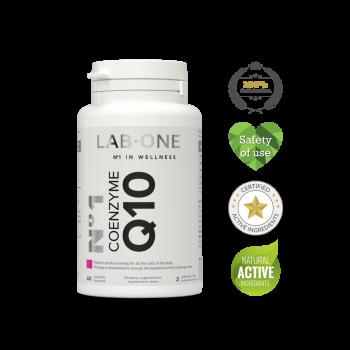 Lab One - N°1 Coenzyme Q10...