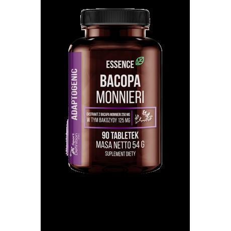 Essence Nutrition Bacopa Monnieri - 90 tabl. - suplement diety.