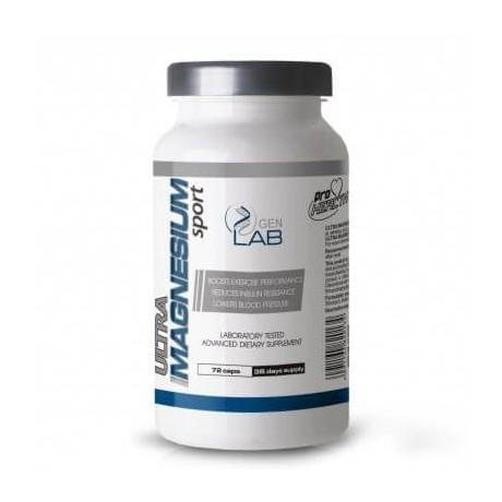 Gen Lab Ultra Magnesium 72 cap. - Suplement diety