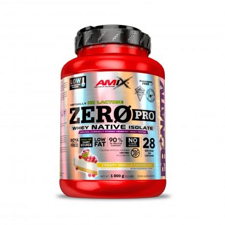 Amix ZeroPro Protein 1000 g - Suplement diety