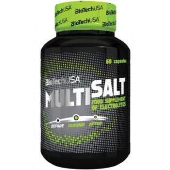 BioTech USA MultiSalt 60...