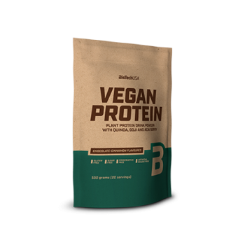 BioTech USA Vegan Protein...