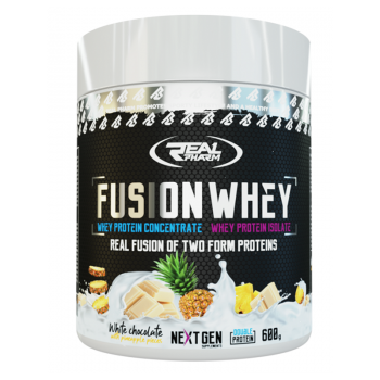 Real Pharm - Fuzion Whey...