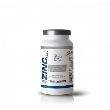 Gen Lab - Zinc Pro 72 caps - suplement diety