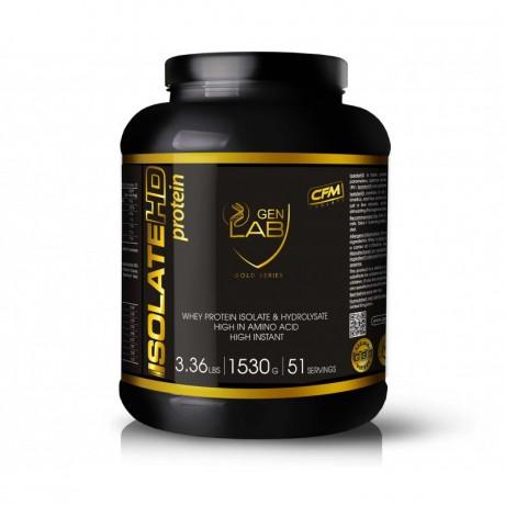 Gen Lab - Isolate HD Protein 1530 g - suplement diety