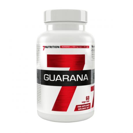 7 Nutrition - Guarana 60 kaps. - suplement diety