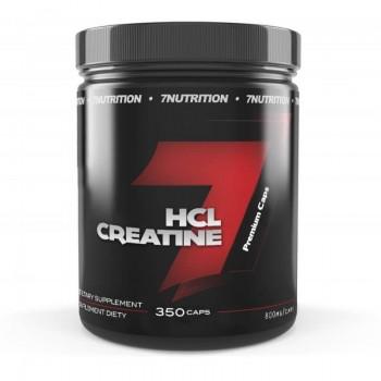 7 Nutrition HCL 350 kaps. -...