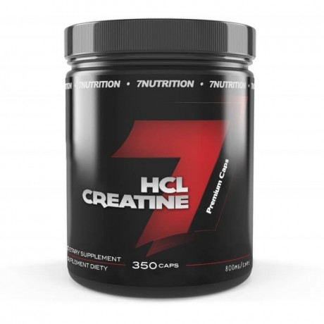 7Nutrition HCL 350 kaps. - suplement diety