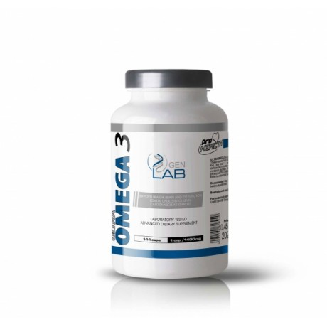 Ultra Omega 3 144 kapsułki - suplement diety.