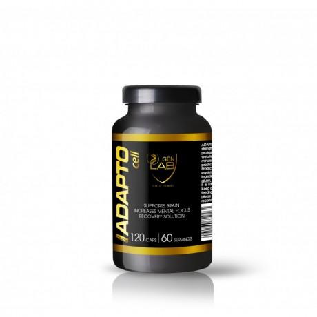 Gen Lab - Adapto Cell 120 kaps. - Suplement diety.